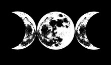 Triple Moon T-Shirt
