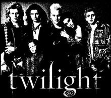 Twilight Boys T-Shirt