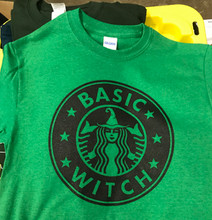 Basic Witch T-Shirt
