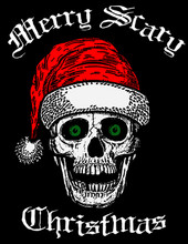 Merry Scary Christmas T-Shirt