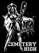 Cemetery High T-Shirt
