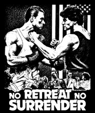 No Retreat T-Shirt