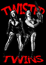 Twisted Twins: SISTER SISTERS T-Shirt