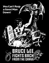 Bruce Fights From the Grave T-Shirt