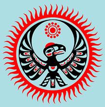Eagle Totem T-Shirt