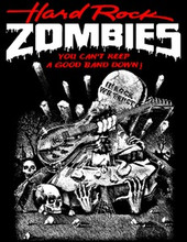 Hard Rock Zombies T-Shirt