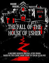 Macabre Mansion: House of Usher T-Shirt