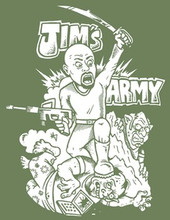 Jim's Army T-Shirt