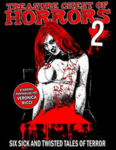 Treasure Chest of Horrors 2 T-Shirt