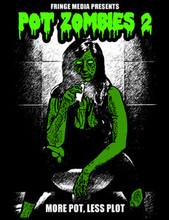 Pot Zombies 2 T-Shirt