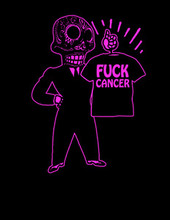 FUCK CANCER - FCS Style (T-Shirt)