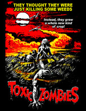 Toxic Zombies T-Shirt
