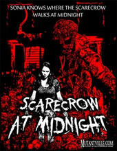Scarecrow At Midnight T-Shirt