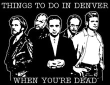 Things to do in Denver T-Shirt