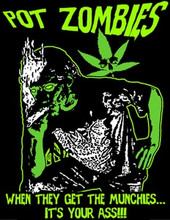 Pot Zombies T-Shirt