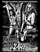 Barbed Wire Dolls T-Shirt