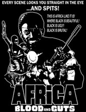 Africa: Blood & Guts T-Shirt