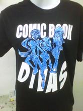 Comic Book Divas T-Shirt