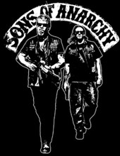 Sons of Anarchy: Jax & Clay T-Shirt