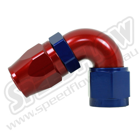 Speedflow 120 Degree Hose Ends - 104-04 to 104-08