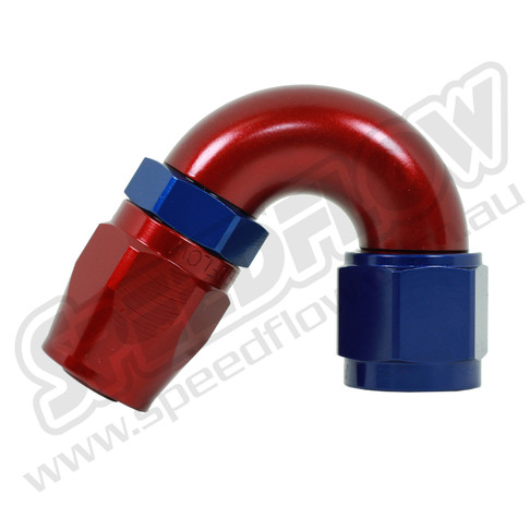 Speedflow 150 Degree Hose Ends - 105-04 to 105-08