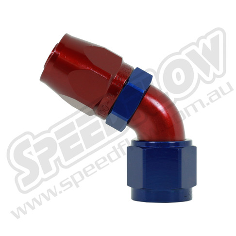 Speedflow 60 Degree Hose Ends - 108-06 to 108-12