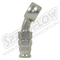 200 Series 3/8-M10 Banjo Hose End 30°