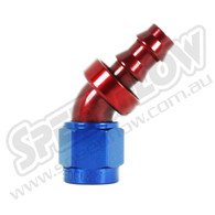 400 Series 45 Degree Hose Ends...From: