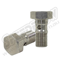 "3/8""-24 Banjo Bolts for 10mm Banjo"