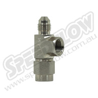 "Female to Male with 1/8""NPT Port - Steel From:"
