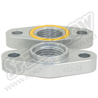 Turbo Flange Adapter 50.8mm Hole Centres