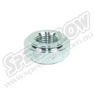 """Aluminium Female 1/8""""BSPP Weld Bung"""
