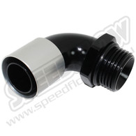 550 Series 90 Degree Hose End to Male Port