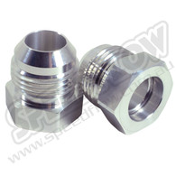 Aluminium Male Hex Weld Bung From: