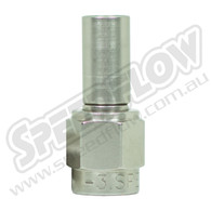 520 Crimp Series Steel Straight Hose Ends...From: