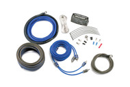 Kicker CK8 8 Gauge 2-Channel Amplifier Installation Kit