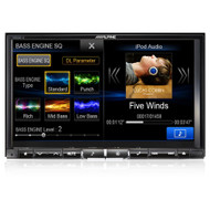"Alpine X800D-U 8"" DAB+/DVD/USB/HDMI/Bluetooth Advanced Navi Station"