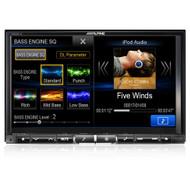 """Alpine X800D-U 8"""" DAB+/DVD/USB/HDMI/Bluetooth Advanced Navi Station"""