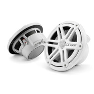 "JL Audio M770-CCX-SG-WH 7.7"" Coaxial Marine White Sports Grills"