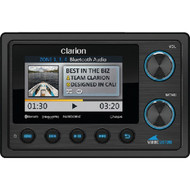 Clarion CMS4 Marine Black Box Digital Media Receiver with Bluetooth and Watertight Commander