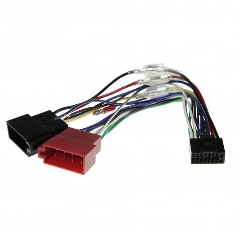 Aerpro APP8KE2 Kenwood to iso harness 16 pin - www ... on