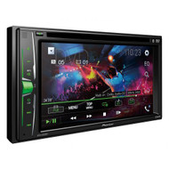 Pioneer AVH-A205BT Multimedia player