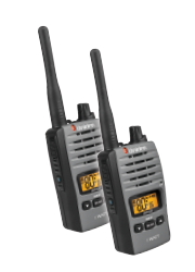 Uniden UH810S-2  80 Channel 1 Watt UHF  Radio Twin Pack