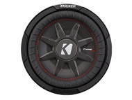"Kicker CWRT102 10"" Dual 2 Ohm CompRT Series Subwoofer"