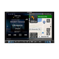 "Alpine X801D-U 8"" DAB+ USB/HDMI/Bluetooth Advanced Navi Station"