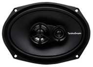 "Rockford Fosgate R169X3 Prime 6""x9"" 3-Way Full-Range Speake"