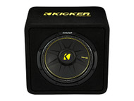 "Kicker VCWC124  12"" CompC 4 Ohm Enclosure"