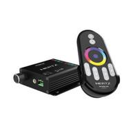 Hertz HMRGB1BK RGB LED Controller with RF Remote Control