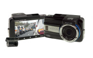 *NEW* Kapture KPT-942 DLX Series In-Car Dash Cam with Rear View Camera