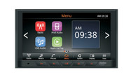 "Clarion FX508AU 6.75""  with Apple Carplay & Android Auto"